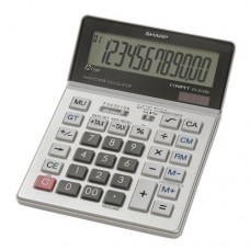 "Sharp Electronics 12-Digit Calc.,Tax Feature, Dual Pwr,5""X7""X7/8"", Gray *** Product Description: Sharp Electronics 12-Digit Calc.,Tax Feature, Dual Pwr,5""X7""X7/8"", Graycommercial Desktop Calculator Features A Large 12-Digit, Liquid Crystal Displa ***"