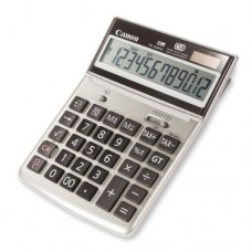 "Canon 12-Digit Desktop Calculator, 7-3/4""X5-1/4""X1-1/8"", Ebony *** Product Description: Canon 12-Digit Desktop Calculator, 7-3/4""X5-1/4""X1-1/8"", Ebony12-Digit Desktop Calculator Is Made With The Recycled Materials Of Canon Copiers With The Upper ***"