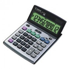 - BS-1200TS Desktop Calculator, 12-Digit LCD Display