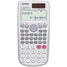 Casio FX115ESP-WE Scientific Calculator, White Display
