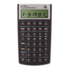 - 10bII+ Financial Calculator, 12-Digit LCD