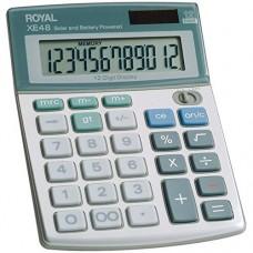 Royal 29306S Compact Desktop Solar Calculator