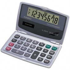 Brand New Casio Folding Tax And Currency Exchange Calculator