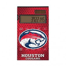 Houston Cougars Desktop Calculator NCAA