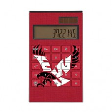Keyscaper EWU Eastern Washington Eagles Solid Desktop Calculator for