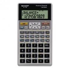- EL-738C Financial Calculator, 10-Digit LCD