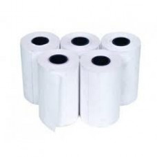 "POS Thermal Paper for Credit Card Machines 2 1/4"" X 74' 50 Rolls"