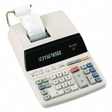 * EL1197PIII Two-Color Printing Desktop Calculator, 12-Digit Fluorescent