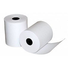 Quality Park Single-Ply Calculator and POS/Cash Register Rolls, 3 Inches x 150 Feet, White, Box of 50 (15606)