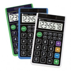 Datexx Hybrid Wallet Style Calculator Assorted Colors