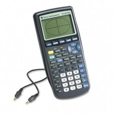 511723-TI-83 Plus Graphing Calculator 10-Digit LCD Case Pack 1