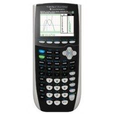 TI-84 Plus C Silver Edition Graphing Calculator