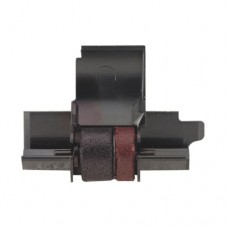 """""""Package of Six"""" Canon P27-DH Calculator Ink Roller, Black and Red, Compatible"""