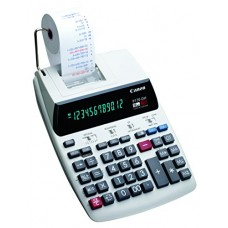 Canon Office Products 2204C001 Canon P170-DH-3 Desktop Printing Calculator with Currency Conversion, Clock & Calendar, and Time Calculation