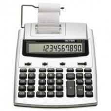 - 1210-3A Antimicrobial HT Printing Calculator, Black/Red Print, 2 Lines/Sec
