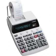 Canon P170DH Two-Color Roller Printing Calculator, Black/Red Print