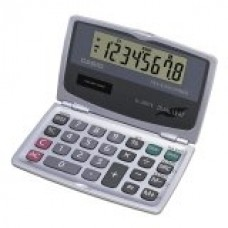 Casio SL-200TE Solar DualLeaf Pocket Calculator