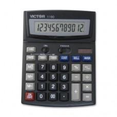 "Victor Technologies 12-Digit Desktop Calc,W/ Cost/Margin,6""X7-3/4""X1-1/4"",Gy *** Product Description: Victor Technologies 12-Digit Desktop Calc,W/ Cost/Margin,6""X7-3/4""X1-1/4"",Gydesktop Display Calculator Features A Super Large, Easy-To-Read, 12- ***"