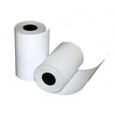 Quality Park Single-Ply Black Image Thermal Paper Calculator and POS/Cash Register Rolls, 3.125 Inches x 90 Feet, White, Box of 72 (15615)