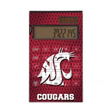 Washington State Cougars Desktop Calculator NCAA