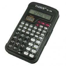 8 Digits LCD Plastic Keypad Foldable Cap Electronic Calculator