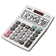 CASIO ENTERPRISES MS80S MS-80S Tax and Currency Calculator, 8-Digit LCD