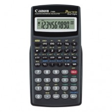 "Canon 10+2 Digit Scientific/Statistical Calc.,3-1/8""x6""x7/8"",BK SKU-PAS971695"