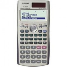 Casio Financial Calculator FC-200V-S-IH