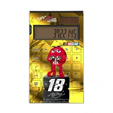 Kyle Busch Desktop Calculator Number 18 Mars Brands NASCAR