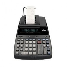 Ativa AT-P3000 2 Color Desktop Printing Calculator by Ativa