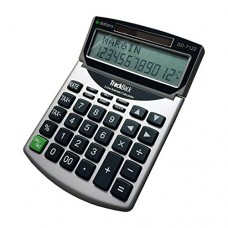 Datexx 2-Line TrackBack Business Desktop Calculator | MaxStrata