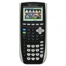 """Texas Instruments - Ti-84Plus C Silver Edition Programmable Color Graphing Calculator 10-Digit Lcd """"Product Category: Office Machines/Calculators & Counters"""""""