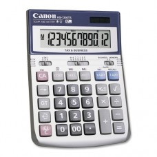 "Canon 12-Digit Desktop Calc,Dual Power,4-4/5""x6-7/10""x1-2/5"",BEWE SKU-PAS972218"