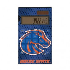 Boise State Broncos Desktop Calculator officially licensed by Boise State University Full Size Large Button Solar by keyscaper®